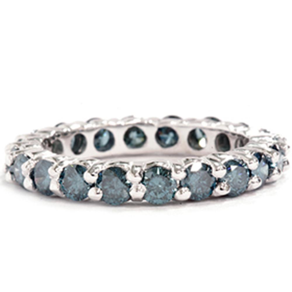 Treated Diamond Engagement Rings