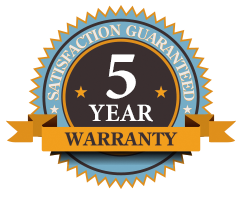 Extended 5 Year Warranty